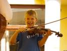 Tanuljunk hegedűlni