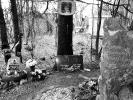 Kékestető - Elhunyt motorosok emlékműve