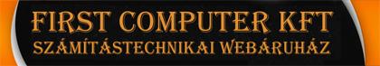 First Computer Kft. - Minden ami számítástechnika